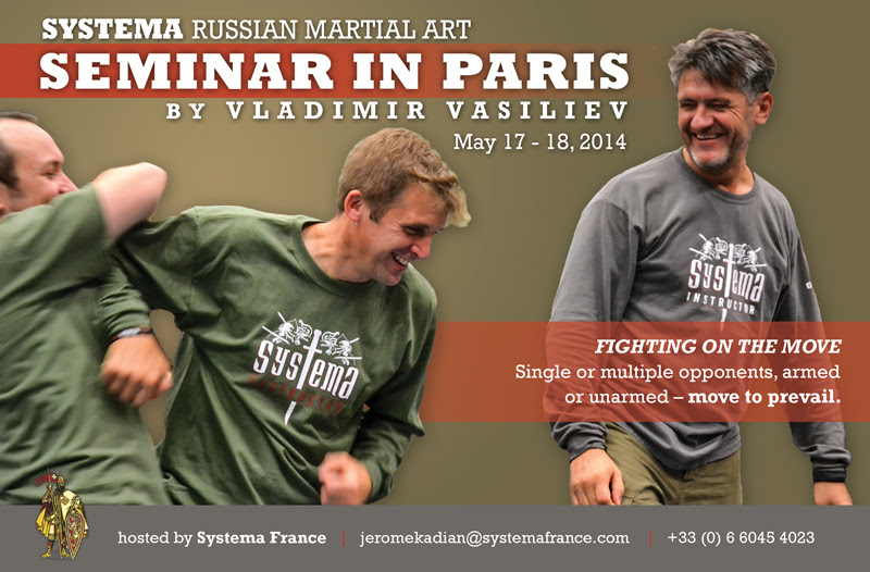 Systema in Paris May 2014