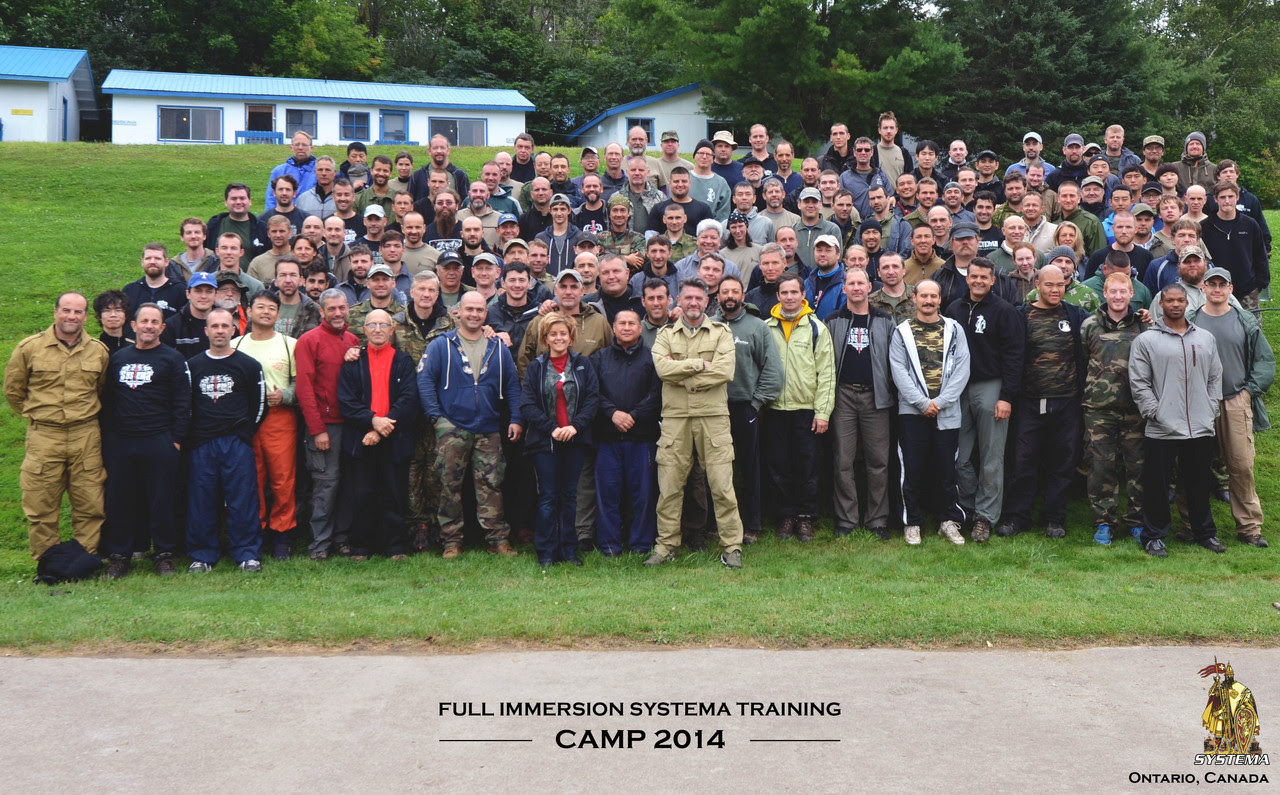 Full Immersion Systema Camp